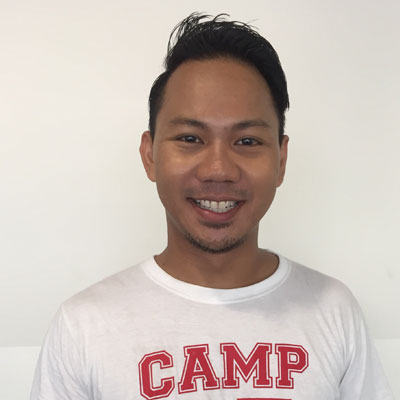 Camp Asia Academy coach